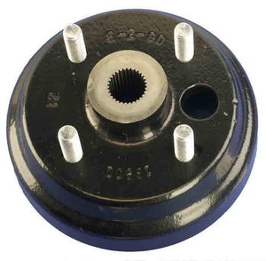 Rear Brake Drum / Hub - Long Bolt