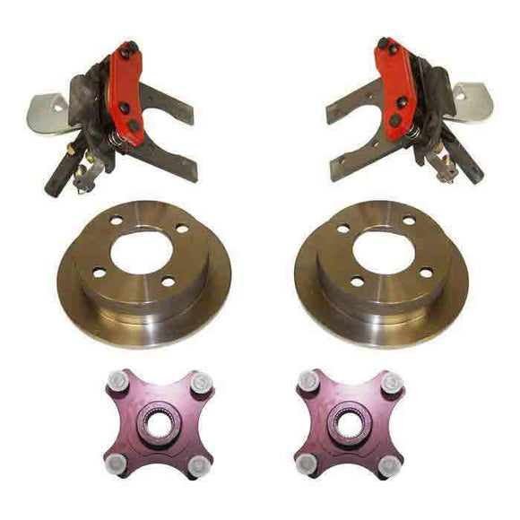 Mechanical Disc Brake Assembly, Gas