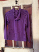 #011 Sz XL/18 Thin Hoodie Shirt - Total Girl