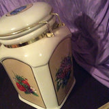 Berry Style Cookie Jar ~ Strawberry ~ Blueberry ~ Grapes