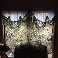 NEW ~ Camo Net ~ Corner Loops