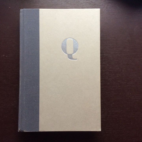 Q Is For Quarry ~ Sue Grafton ~ Hardcover no jacket