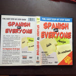 Spanish For Everyone DVD
