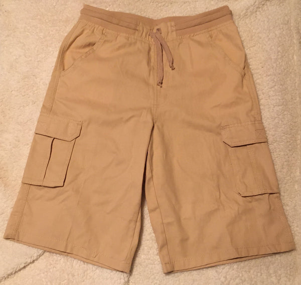 #056 Sz L(12-14) Shorts - Quad Seven