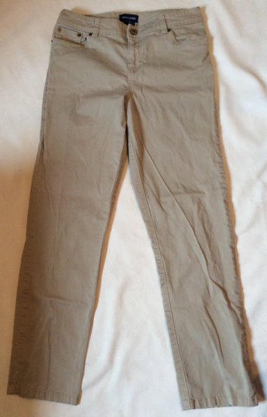 #063 Sz 16 Stretch Style Pants - Ralph Lauren