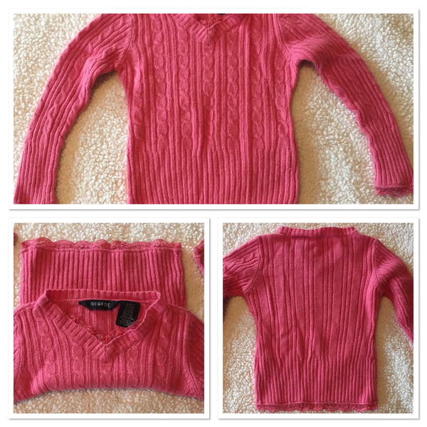 #173 Sz XS(4/5) Sweater - George