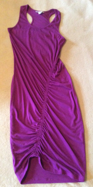 #004 Sz M Stretch Dress - Derek Heart