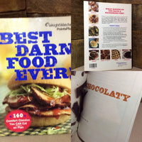 Best Darn Food Ever ~ Weight Watchers Points Plus ~ 140 Comfort Classics Recipes ~ Softcover Book