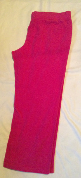 Adult Size: XXL (20) / Danskin Now Pink Lounge Pants