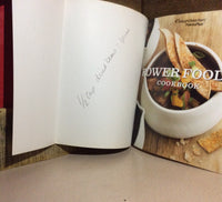 Power Foods Cookbook ~ Weight Watchers Points Plus ~ 200 Simple & Satisfying Recipes ~ Softcover Book