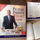 Dr. Shapiro's Picture Perfect Weight Loss  ~ Hardcover Book
