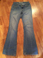 Adult Size: 2 / American Eagle Outfitter Blue Jeans 25x31