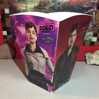 Movie Themed Storage Containers Bins ~ Plastic