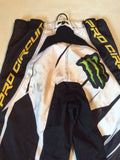 #067 Sz 28 Motorcycle Riding Pants - Thor