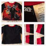 #097 Sz 6/7 Star Wars Sleep Shirt - Star Wars