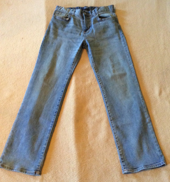 #005 Sz 12H Jeans 28x26 - Old Navy
