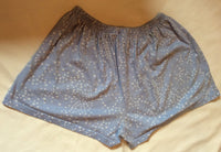 Adult Size: 3X / Womans Sleep Shorts