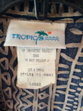 Adult Size: Large / Retro Tropics Jacket