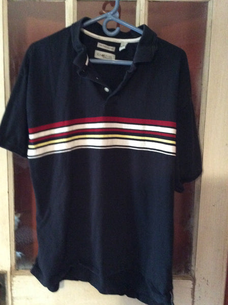 #038 Sz XL Polo Style Shirt - Sun River Clothing Co.