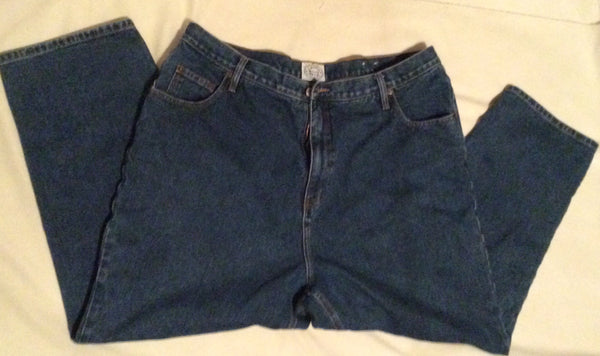 Adult Size: 22WP / Carolina Blues Plus Jeans