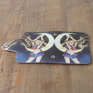 Sailor Moon Card Holder for 24 Cards - Blue Sailor Moon