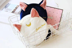 Sailor Moon Luna Cosmetic Bag / Makeup Bag