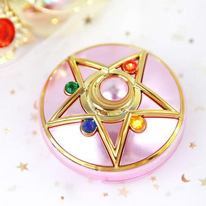 Sailor Moon Portable Power Bank / Moon Crystal Power