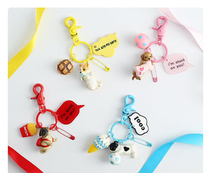Ultra Adorbs Dog Keychains (Find Your Favorite Dog!)