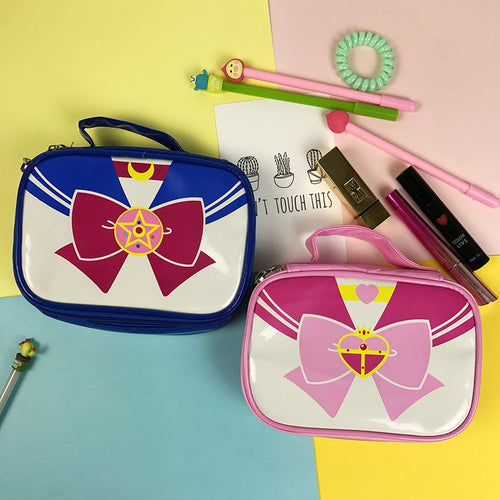 Sailor Moon Serafuku Makeup Bag
