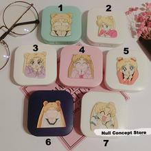 Cutie Sailor Moon Contact Lenses Box