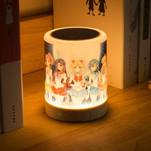 Sailor Moon Smart Lamp Bluetooth Speaker