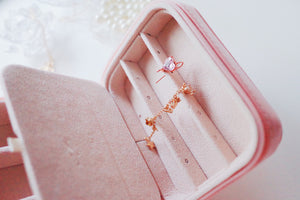 Sailor Moon Pink Mini Jewelry Box