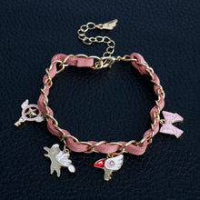 Handmade Card Captor Sakura/Kero Sweet Angel Bracelet