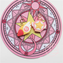 Card Captor Sakura Magic Wand Car Key Protective Case