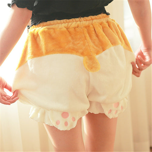 Cute Corgi Butt Shorts / Bloomers