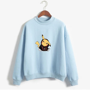 Pikachu Sweatshirt (Spring 2018 New Collections)