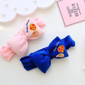 Dreamy Cosmic Heart Hair Tie