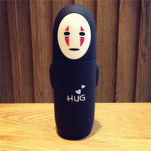 No-Face Hearty Hug Water Bottle