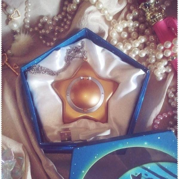 Sailor Moon Star Locket Music Box (fans made-to-order version, and the BEST version ever!)