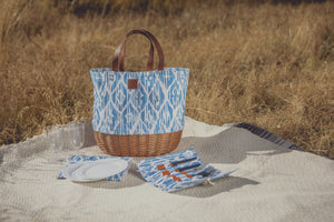 Promenade Picnic Ba(g)sket - The Monogram Shoppe