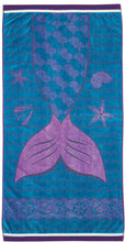 Plush Youth Beach Towel. - The Monogram Shoppe