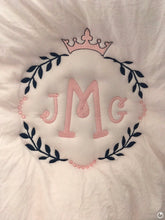 Ruffled Baby Playmat - The Monogram Shoppe