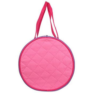 Stephen Joseph Quilted Duffel - The Monogram Shoppe
