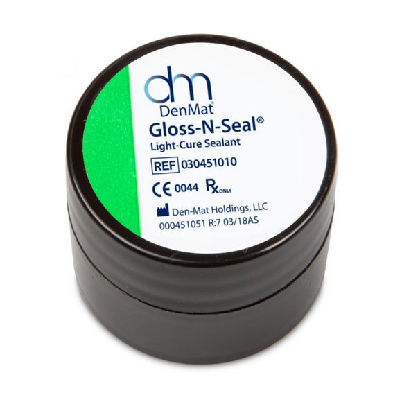 Gloss 'N' Seal Light-Cure Sealant