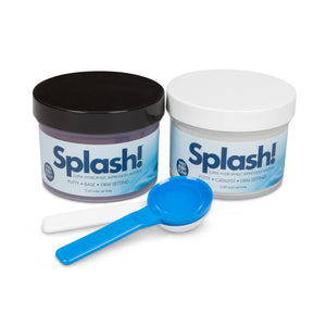 Splash Half-Time Set Putty Jar