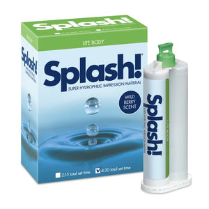Splash Regular Set Lite Body Cartridges