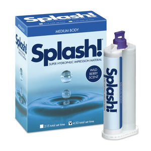 Splash Regular Set Medium Body Cartridges