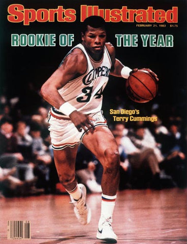 terry cummings sports illustrated cover