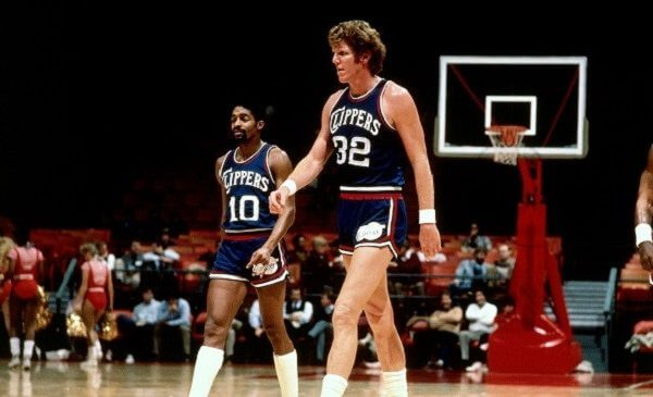 bill walton los angeles clippers