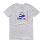 1998 France World Cup Heather Grey T-Shirt